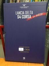 Libro Books Lancia Delta S4 Corsa in detail con schede - Ed. limitata