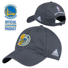Sporting Goods Nba Golden State Warriors Adidas Buckle-back Cap Hat New Consumers First