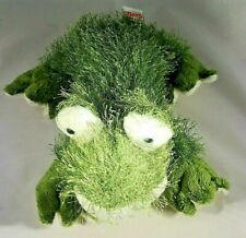 "Webkinz Green Bullfrog Plush 8"" By Ganz No Code"