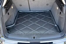 Cargo Trunk Mat Boot Liner Plastic Foam Waterproof for Audi Q3 12-18