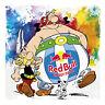 KOBALT - Asterix Red Bull - NO BANKSY/OBEY/ POP ART /Street Art