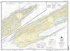 NOAA Chart Isle Royale 18th Edition 14976