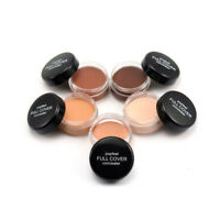 Hide Blemish Full Cover Concealer Primer Foundation Creamy Long Lasting Makeup