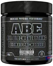 Applied Nutrition ABE ALL BLACK EVERYTHING Ultimate Pre Workout - Free Shaker