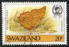Swaziland 1987 SG#518, 20c Butterfly Definitive Used #D16205
