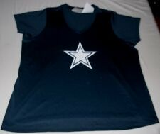 Dallas Cowboys Star Logo Ladies Jersey Shirt 3XL Cowboys Her Style Brand Womens
