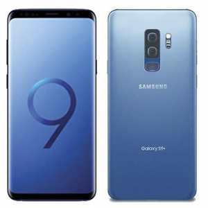 Samsung Galaxy S9+ SM-G965N 64GB Mobile Smart phone Android Unlocked Blue