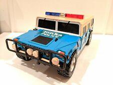 Tonka Police Hummer 2002 Hasbro Vintage Toy Large