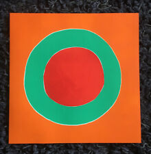 """TERRY FROST RA 1915-2003 Limited Ed WOODCUT """"Orchard Tambourine C"""" 21/35 2002"""