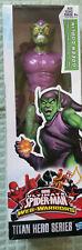 Spider-Man Marvel Ultimate Titan Hero Series Green Goblin Figure, 12 Inch