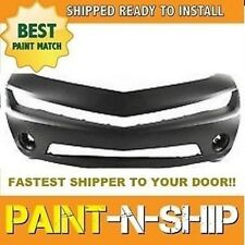 Fits 2010 2011 2012 2013 Chevy Camaro Front Bumper Painted to Match (GM1000906)