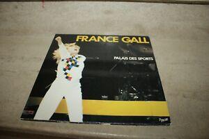 double LP FRANCE GALL - PALAIS DES SPORTS 1982