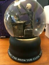 Nightmare Before Christmas NECA Spider Snow Flake Snow Globe Original Box