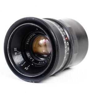 ^ Jupiter-12 35mm f2.8 Soviet Prime Rangefinder Lens in Leica L39 Mount [EX]