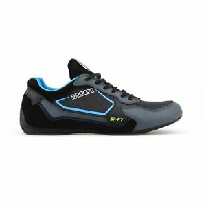 Sparco SP-F7 Black Shoes Sneakers