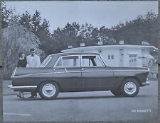 MG Magnette Sept. 1959 single page BMC N/A brochure - #1124