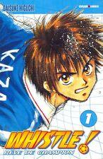 WHISTLE !  tome 1 Higuchi MANGA en français shonen