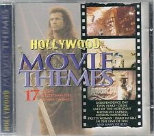 CD COMPIL BOF/OST 17 TITRES--HOLLYWOOD MOVIE THEMES--STAR WARS/ID 4/DUNE/