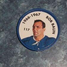 Bob Baun Parkhurst Coin 1966-67 issued 1995-96 # 99 group 2
