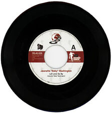 """Jeanette """"BABY"""" Washington """"Let love go by"""" Northern Soul"""