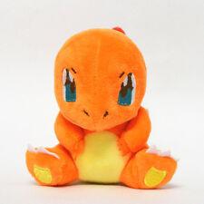 """Pokemon Charmander Plush Stuffed Animal Soft Toy Cuddly Figure Doll 5"""" Teddy KG0"""