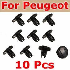 10x Garde-boue Garniture Clips Agrafe Fixation Pr Peugeot 206 207 307 308 CC SW