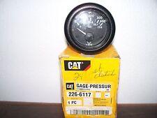 New listing 226-6117 caterpillar pressure gauge 0-400 lb 24vdc