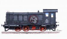 CMK 1/35 Wehrmachtslokomotive WR 360 C 14 German Diesel Locomotive WWII RA028