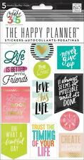 Create 365 The Happy Planner mamBi LIFE QUOTES Stickers PPS-61 Brand NEW!