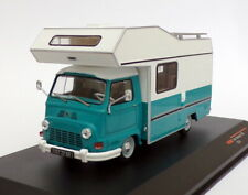 Ixo 1/43 Scale CAC006 - 1979 Renault Star Autostar Camper - Green/White