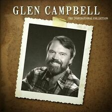 GLEN CAMPBELL - THE INSPIRATIONAL COLLECTION NEW CD - Free Shipping