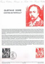 Document Officiel   1983 25   Gustave Dore  Yv N° 2265