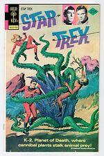 Gold Key STAR TREK #29 1975 FN Vintage Comic