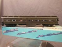 HO SCALE ATHEARN NEW YORK CENTRAL LINES STANDARD OBSERVATION BUILT