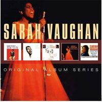 Sarah Vaughan - Sarah Vaughan - Original Album Series [CD]