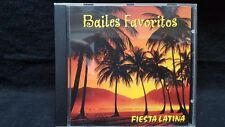 Various Artists : Bailes Favoritos: Fiesta Latina CD