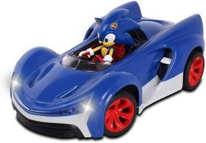NKOK Sonic The Hedgehog NKK611 Remote Controlled Car - Blue