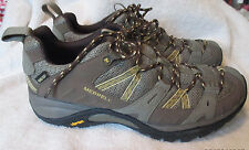 "New MERRELL Siren Sport Gore-Tex XCR ""Brindle"" Leather/Canvas Shoes, S.8M"