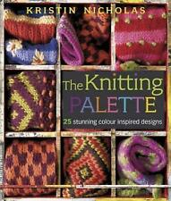 The Knitting Palette: 25 Stunning Colour Inspired Designs-ExLibrary