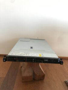 IBM Server System x3550 M4 2x E5-2630 V2 / 176 GB RAM / no HDD / 2 x PSU 550W