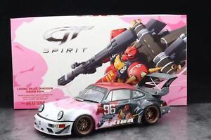 PreOrder GTS 1:18 Porsche RWB964 Los Angeles Akiba No.96 (Arrival)