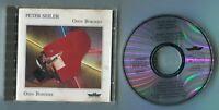 Peter Seiler CD OPEN BORDERS Michael Weisser IC 1991 Innovative Communication