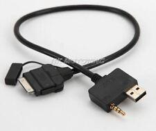 adaptador de Cable USB para Hyundai Kia para iPod iPhone ipad 2 3 4 4S de Audio
