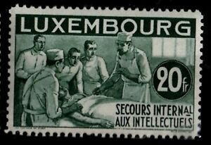 """LUXEMBOURG : INTELLECTUELS n°273, Neuf ** = Cote 550 € / Lot Timbre ETRANGER """""""