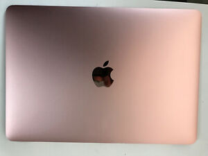 Replacement MacBook Air Late 2018 A1932 LCD Screen Display Assembly Rose Gold