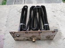 Domestic Hot Water Coil EFM Boiler Heat Exchanger Tankless Copper Traingle