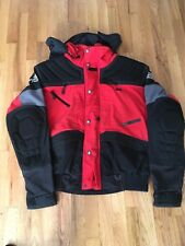 Vintage TNF North Face Red Steep Tech Moto short Jacket sz L large 1998 supreme