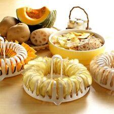Microwave Oven Potato Maker Fat Chips Diy Low Calories Crisp Fruit Free Home