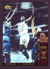 Michael Jordan 1996-97 Collectors Choice Jordans Journal Hologram #J1