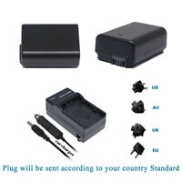 NP-FW50 Battery /Charger for Sony Nex-5, Nex-5N, Nex-5R, Nex-5T, Nex-3, Nex-3N